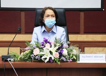 เมื่อวันที่  1 มิถุนายน 2564 คณะโรงพยาบาลชุมพรเขตอุดมศักดิ์ ให้การต้อนรับแพทย์หญิงปัทมพันธ์  อนันตาพงศ์  ผู้อำนวยการโรงพยาบาลชุมพรเขตรอุดมศักดิ์