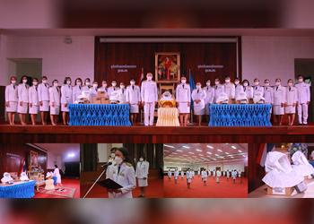 วันที่ 29 มิถุนายน 2564 เวลา 09.00 น. แพทย์หญิงปัทมพันธ์ อนันตาพงศ์ ผู้อำนวยการโรงพยาบาลชุมพรเขตรอุดมศักดิ์ เป็นประธานพิธีรับมอบอุปกรณ์ทางการแพทย์พระราชทาน สมเด็จพระนางเจ้าสิริกิต์ พระบรมราชินีนาถ…