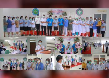 วันที่ 2 กรกฏาคม 2564 แพทย์หญิงปัทมพันธ์ อนันตาพงศ์ ผู้อำนวยการโรงพยาบาลชุมพรเขตรอุดมศักดิ์ เป็นประธานในพิธีเปิดศูนย์จริยธรรมการวิจัยในมนุษย์โรงพยาบาลชุมพรเขตรอุดมศักดิ์
